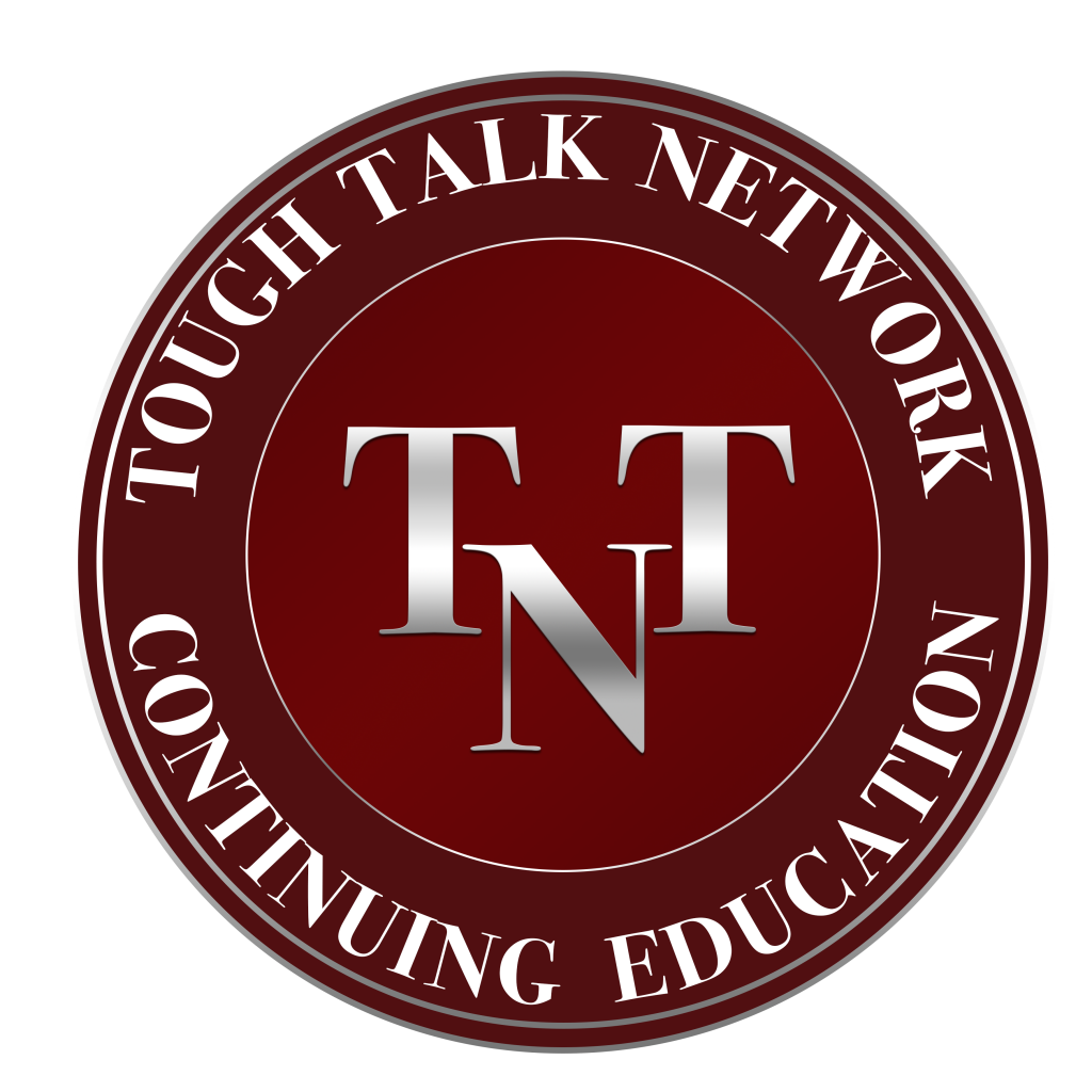 Tough Talk Network Continuing Ed logo